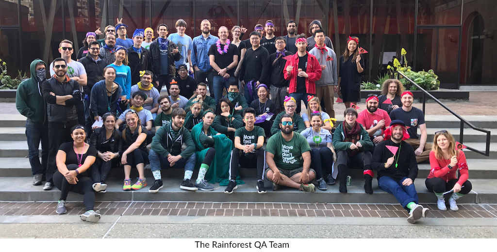 Rainforest QA Team