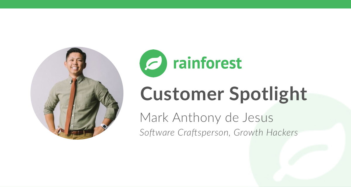 Customer Spotlight Mark GrowthHackers